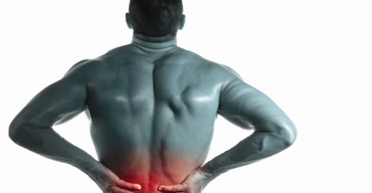 How to deal with back pain ?